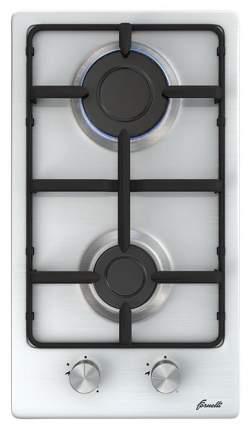 Встраиваемая варочная панель газовая Fornelli PGT 30 PARTITA IX Silver