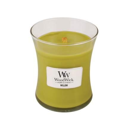 Ароматическая свеча Woodwick 'Ива', средняя