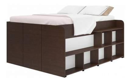Кровать TWIST UP правосторонняя венге