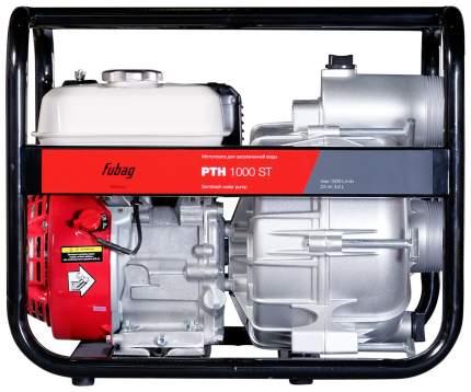 Бензиновая мотопомпа FUBAG PTH 1000ST для загрязненной воды 838217