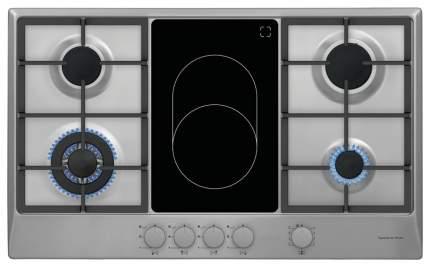 Встраиваемая варочная панель комбинированная Zigmund & Shtain GN 278.91 S Silver