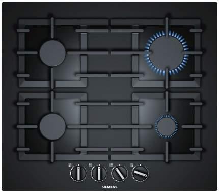 Встраиваемая варочная панель газовая Siemens EP6A6PB90R Black