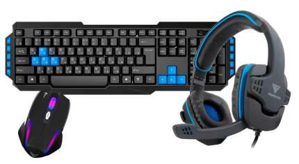 Комплект клавиатура и мышь Gamdias 3-in-1 GM-GKS100