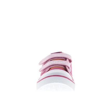Кеды на липучке Фиксики для девочки розовые, р.25