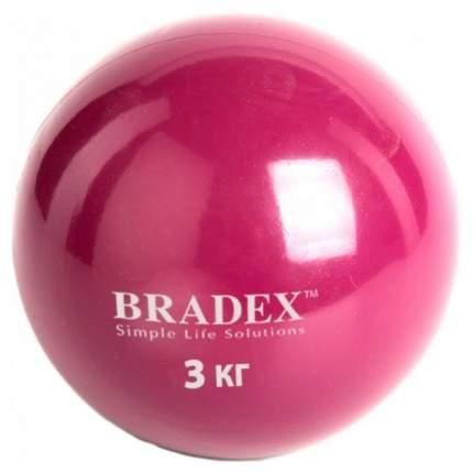 Медицинбол Bradex 3 кг SF 0258