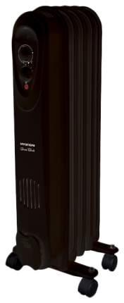 Масляный радиатор Hyundai H-HO-3-05-UI891 черный