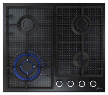 Встраиваемая варочная панель газовая Fornelli PGT 60 ARDORE Black