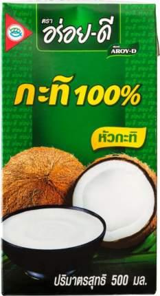 Кокосовое молоко Aroy-D жирность 17-19 % 500 мл