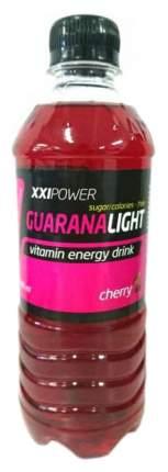 Энергетик XXI Power Guarana Light, 500 мл, вишня