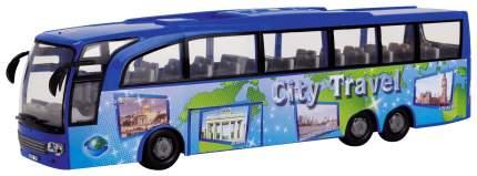 Спецтехника Dickie Toys Toys туристический автобус синий 3745005