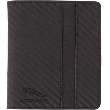 Кожаный футляр для крединых карт Jaguar Leather Card Holder, артикул JSLGTRXCH