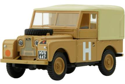 Коллекционная модель Land Rover LRDCASAMIL