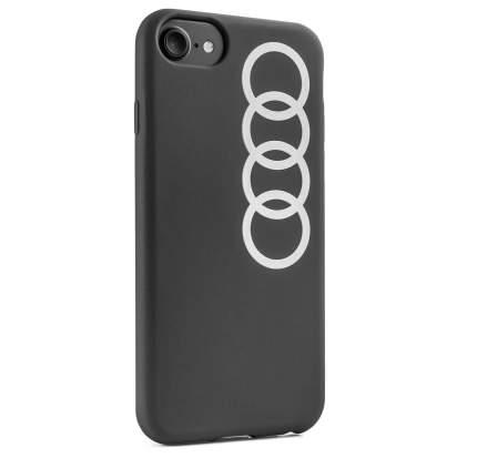 Чехол Audi для iPhone 6/6s/7/8 3221800100 серый