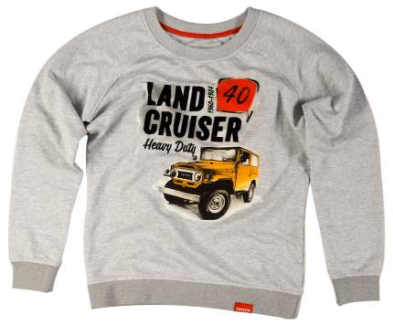 Женская толстовка Toyota Land Cruiser 40 TMHRTSCL02XS Grey