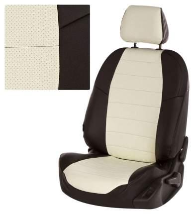 Комплект чехлов на сиденья Автопилот Nissan, Renault re-dt-d11-chb-e