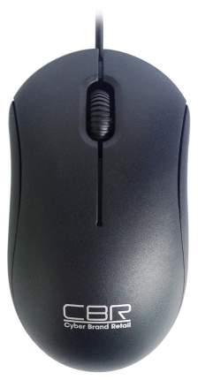Проводная мышка CBR CM 112 Black