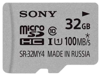 Карта памяти Sony Micro SDHC UHS-I SR-32MY4A 32GB