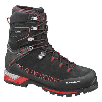 Ботинки Mammut Magic Guide High GTX, black/inferno, 10 UK