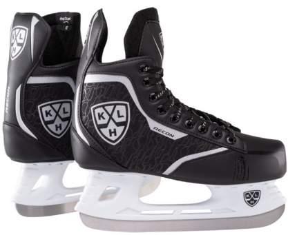 Коньки хоккейные Ice Blade Recon белые/черные, 38