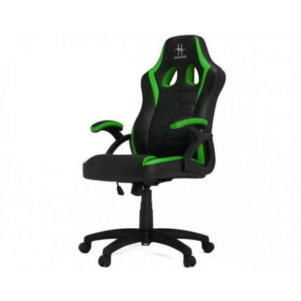 Игровое кресло HHGears SM115 SM115_BG, зеленый/черный