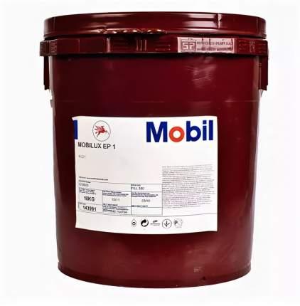 Специальная смазка для автомобиля mobil mobilux ep 1 18 кг 143991