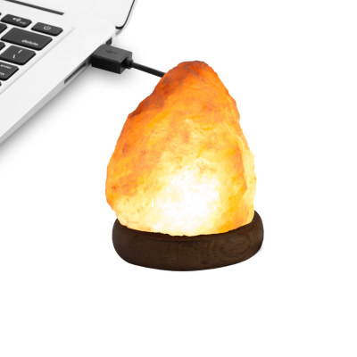 Соляная USB лампа 0,5 кг
