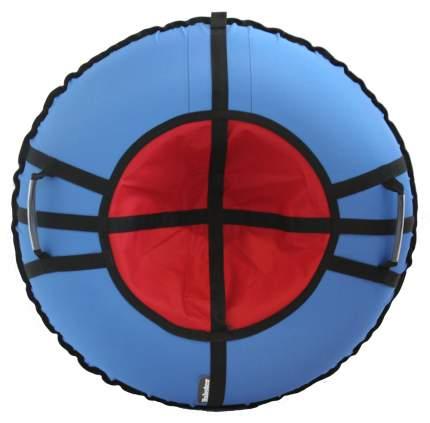 Тюбинг Hubster Ринг Хайп голубой-красный 90 см