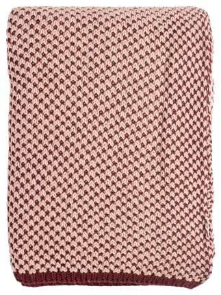 Плед двухцветный из хлопка Essential 180х130