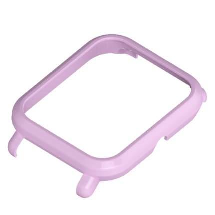 Рамка Mijobs PC чехол защиты оболочки для Amazfit Bip Pink