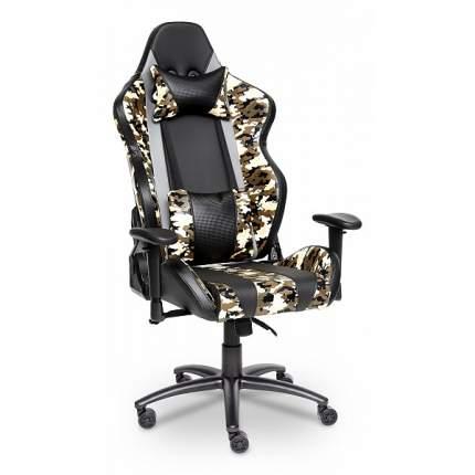 Игровое кресло TetChair iBrave TET_12686, зеленый/черный