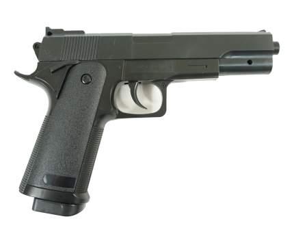 Страйкбольный пружинный пистолет Galaxy (кал. 6 мм) G.053 (Кольт 1911 Classic) пластик
