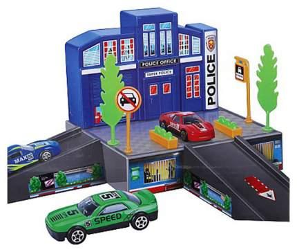 """Игровой набор City Combo """"Полицейский офис"""" Shenzhen Toys"""