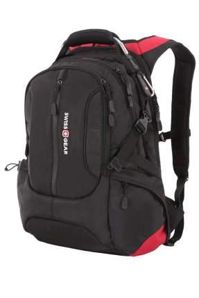 Рюкзак SwissGear Large Volume Daypack SA15912215 30 л черный/красный