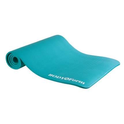 Коврик гимнастический Body Form BF-YM04 183*61*1,5 см. (синий)