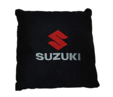 Подушка Suzuki SUZPILBLACK черная
