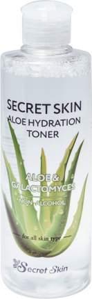 Тонер Secret Skin Aloe Hydration Toner 250 мл
