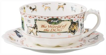 Чайная пара Lefard The World Of The Dog 264-814 1 персона
