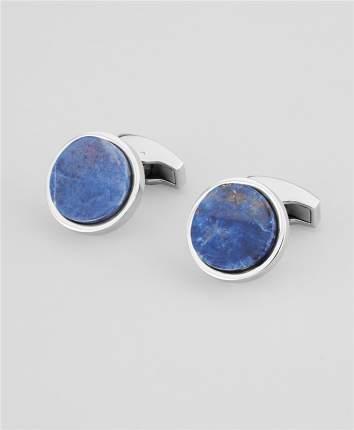 Запонки мужские HENDERSON BF-0481 голубые