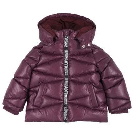 Куртка-пуховик Chicco для мальчиков р.110 цв.темно-красный
