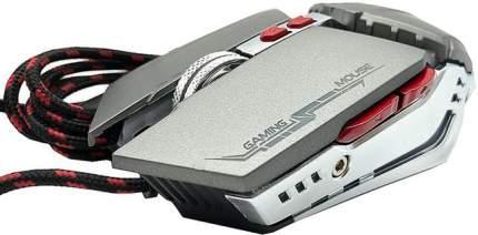 Проводная мышка GX20 Black/Grey