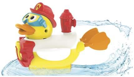 Интерактивная игрушка для купания Yookidoo Водная Утка-Пожарный Арт. 40172