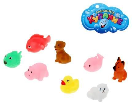 Набор игрушек для купания Зоомир, 8 шт. Sima-Land