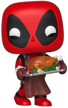 Фигурка-головотряс Funko POP! Marvel: Holiday: Deadpool