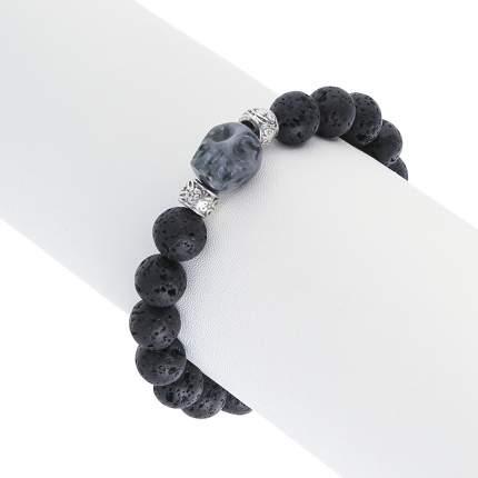 Браслет женский My-bijou 303-853 черный/серый