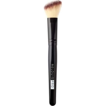 Кисть косметическая №9 для контурирования Relouis Contouring Brush