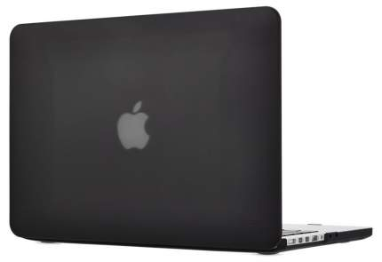 Чехол-накладка пластиковая i-Blason для Macbook Pro Retina 13 (черная матовая)