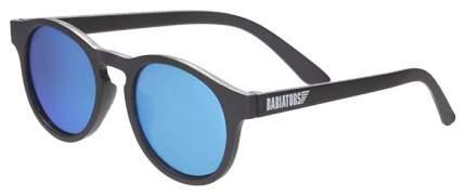 Очки Babiators Blue Series Polarized Keyhole солнцезащитные Агент черные BLU-001