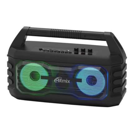 Магнитола Ritmix SP-610B Black