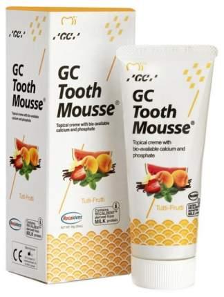 Зубной гель GC Tooth mousse Мультифрукт