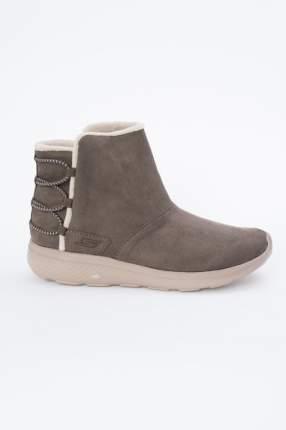 Ботинки женские Skechers 14616 коричневые 39 RU
